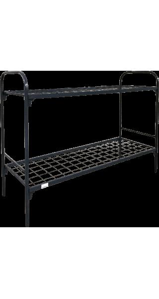 Кровать 2-х ярусная сварная сетка