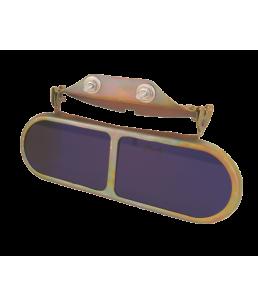 Очки защитные козырьковые ОК1