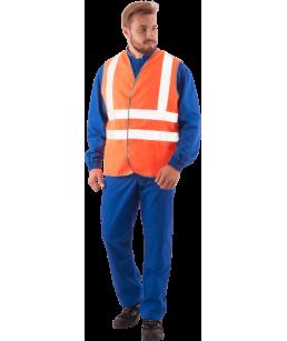 Жилет Прожектор (оранжевый)