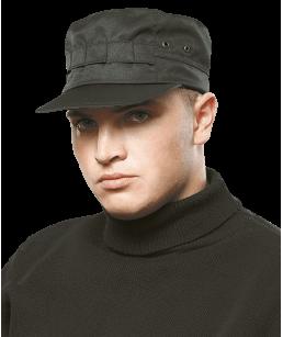 Кепка Охрана черная