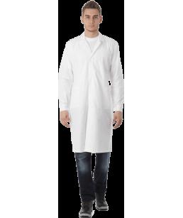 Халат рабочий БЯЗЬ (белый), 100% ХБ