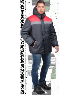 Куртка Райт утепленная