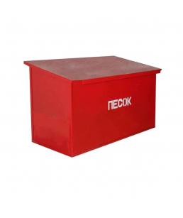 Ящик для песка металлический 0,5м3