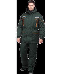Куртка Ландшафт утепленная